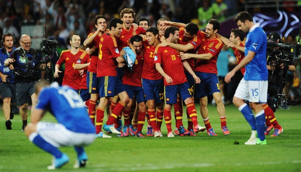 Image result for spain italy 4-0