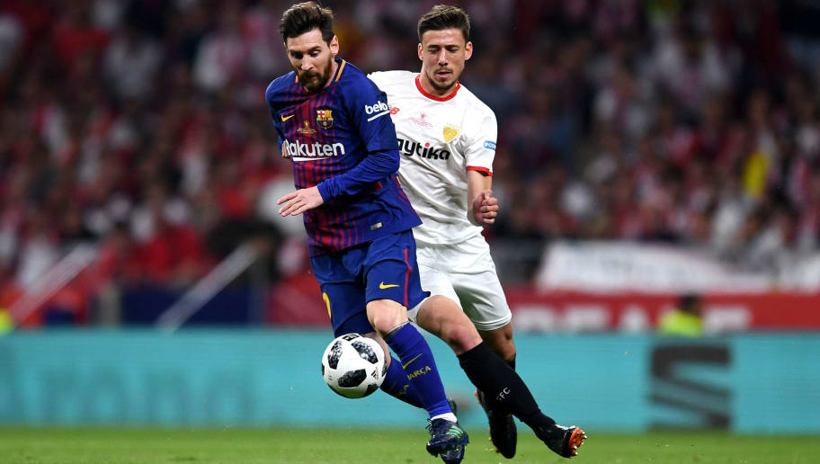 Image result for Clement Lenglet messi