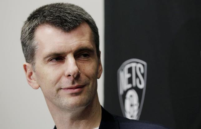 Slide 26 of 33: Oligarch Mikhail Prokhorov made the bulk of his fortune in the 90s and 00s from Norilsk Nickel, the world