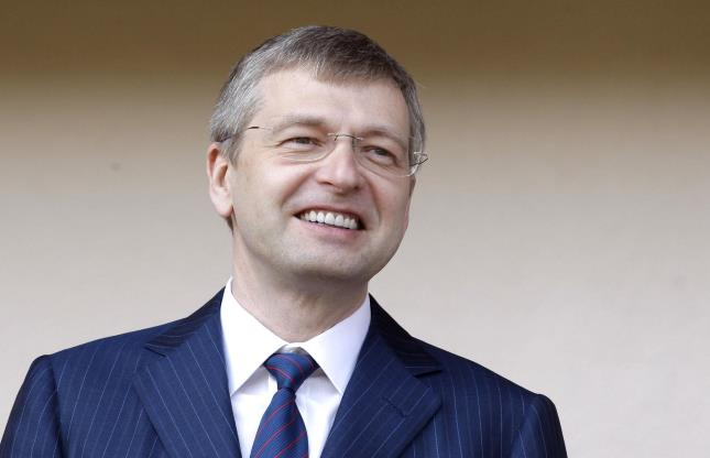 Slide 16 of 33: Qualified doctor Dmitry Rybolovlev made his fortune from the trade and manufacture of fertilizer. The oligarch medic was appointed as chairman of Russia